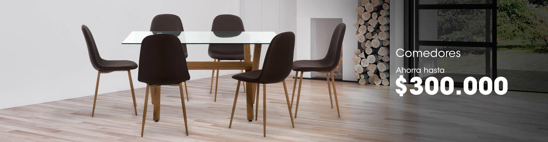 Muebles - Mesas, Sofás, Comedores y Más | Abcdin.cl